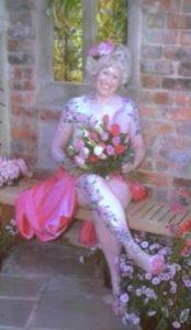 Barbara in Roses
