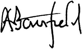 Questionnaire Signature