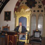 Trip to Croydon Masonic Temple 2005