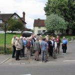 History tour of Godstone Village 2006